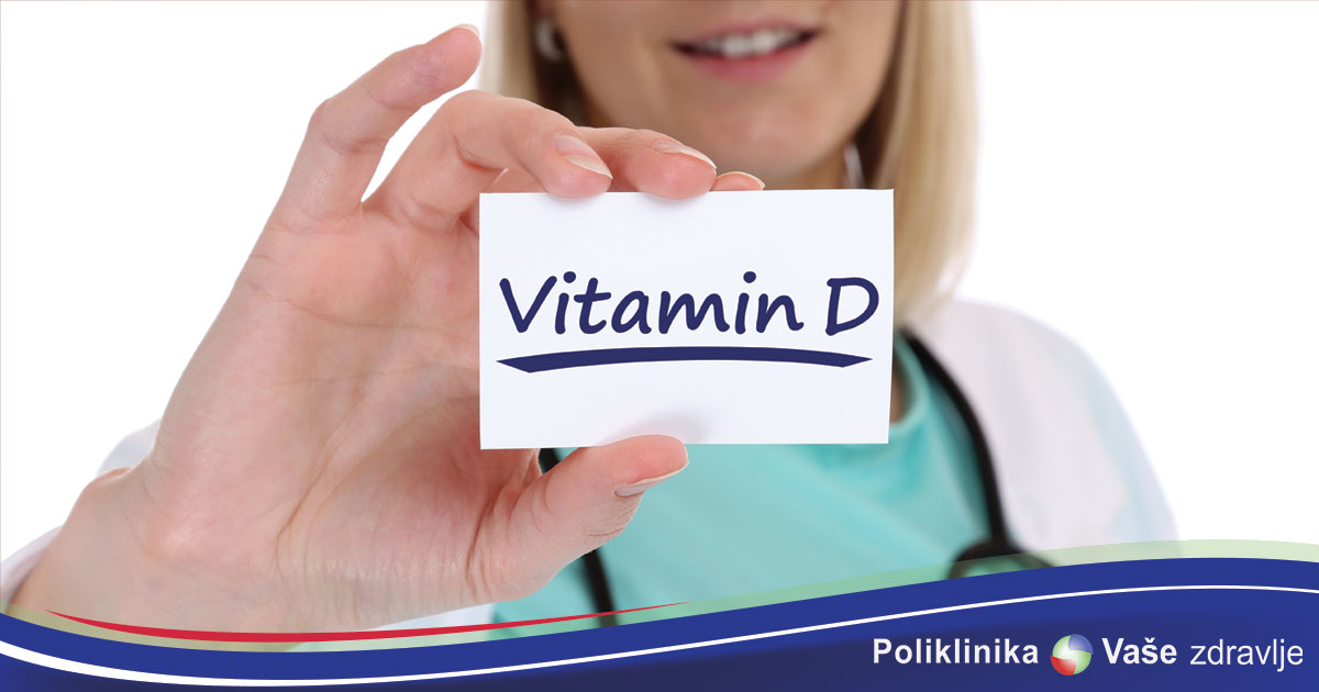Vitamin D – znate li koliko je važan?