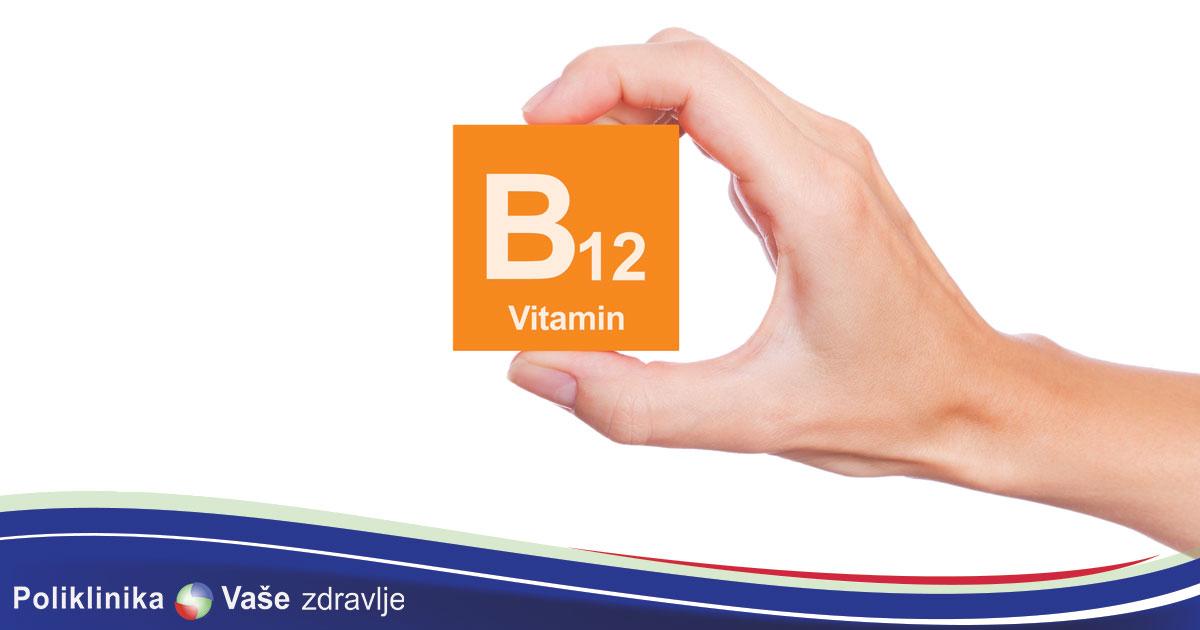 Zasto je bitan i važan Vitamin B12?