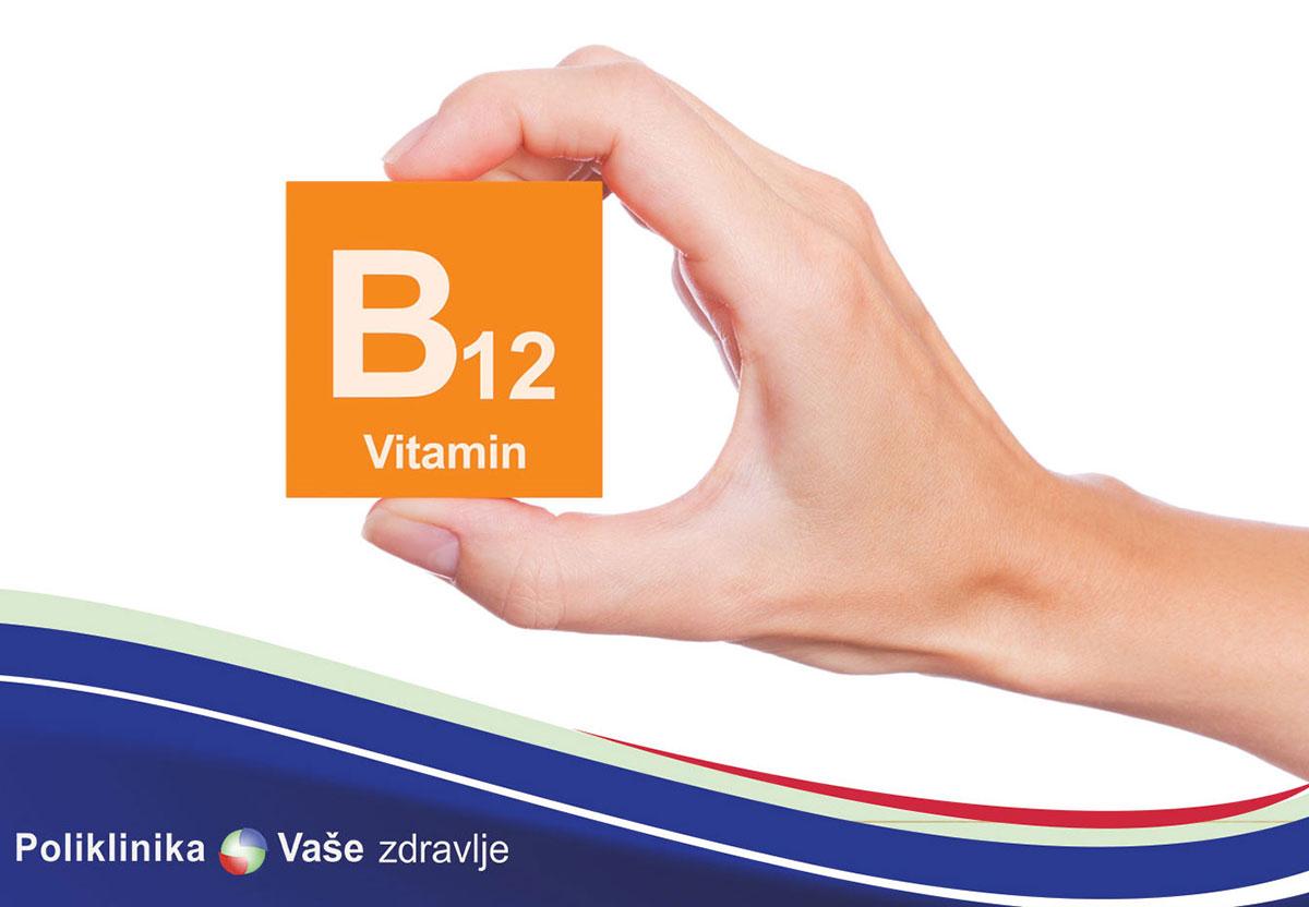 Vitamin B12 Tuzla