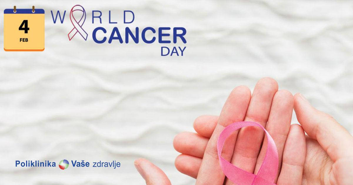 Svjetski dan borbe protiv raka – 4. februar