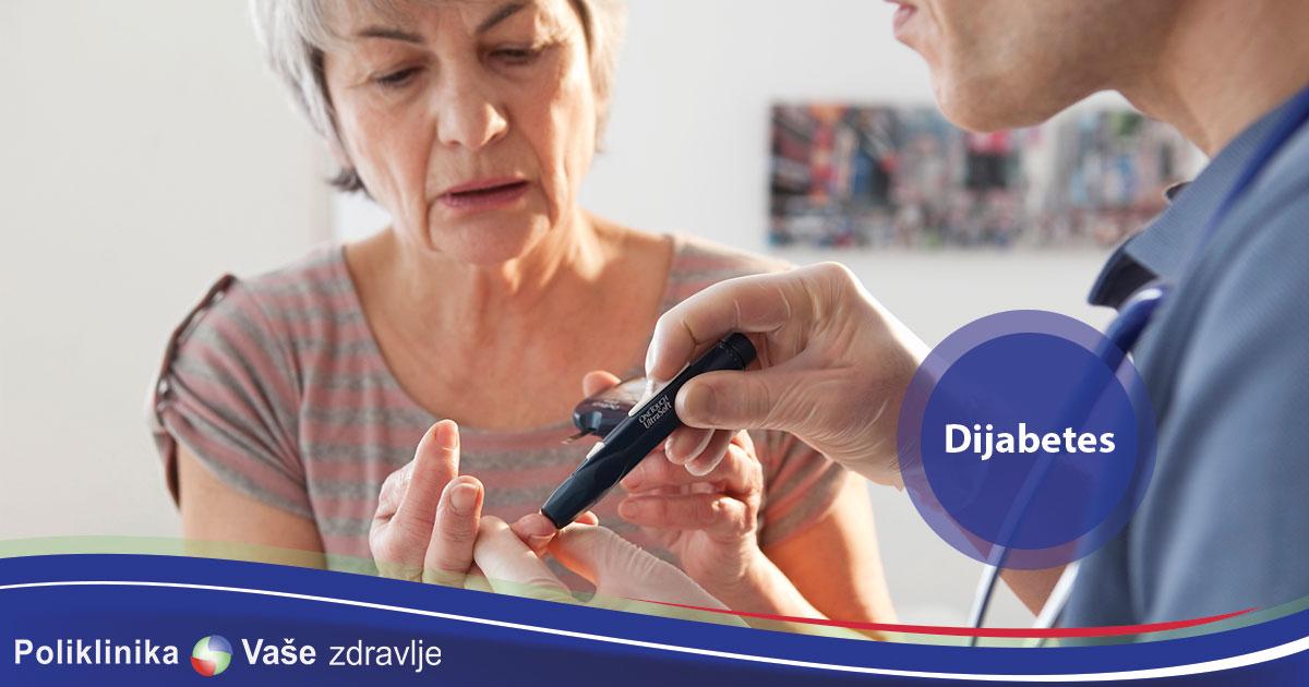 Dijabets secerna bolest