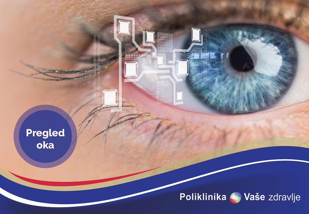 Pregled očiju