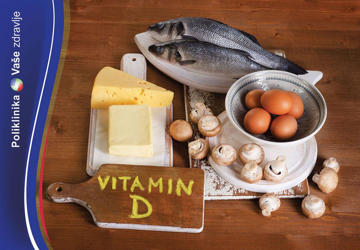 Vitamin D zimi