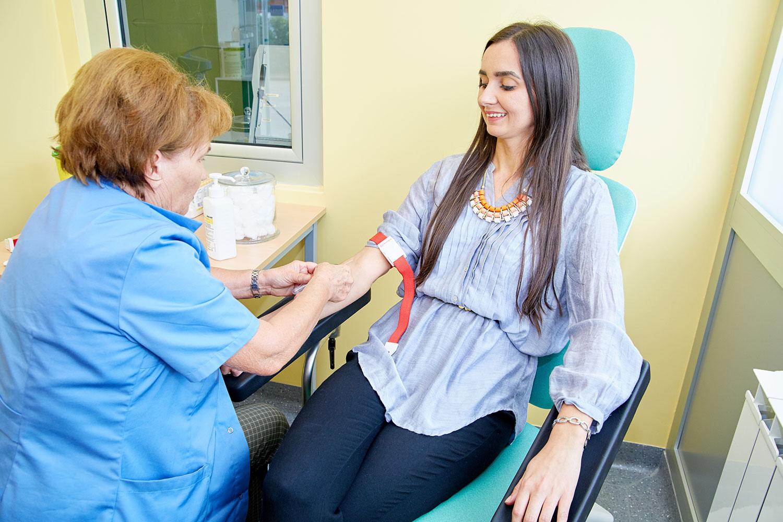Poliklinika Vaše zdravlje nalazi krvi