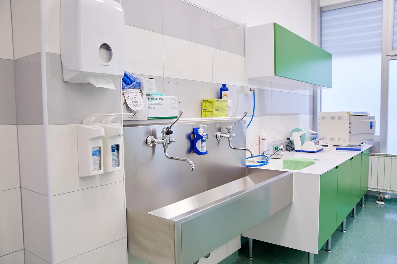 Poliklinika Vaše zdravlje laboratorija 01