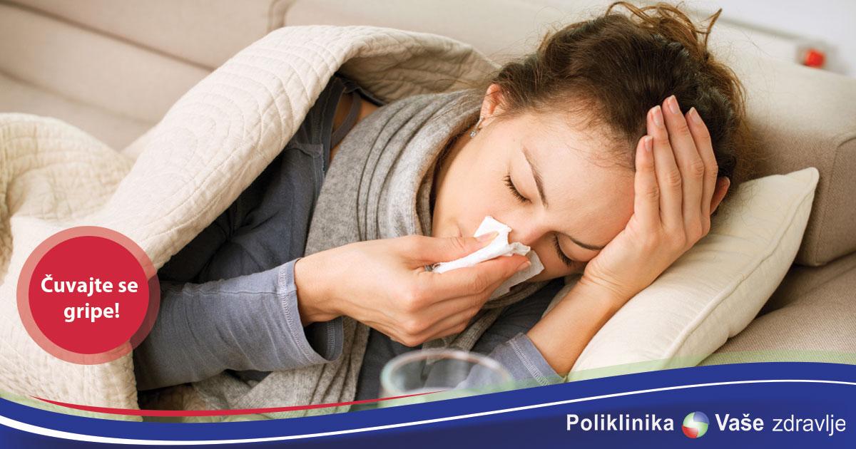 Čuvajte se gripe!