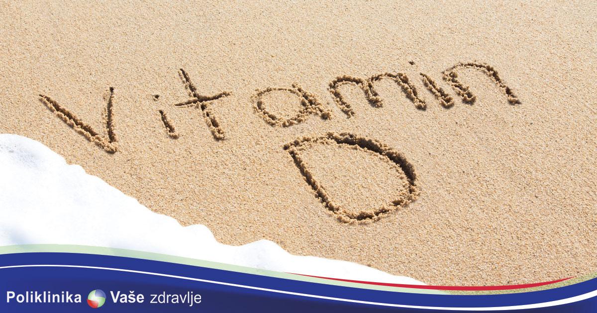 koliko je vitamina d premalo